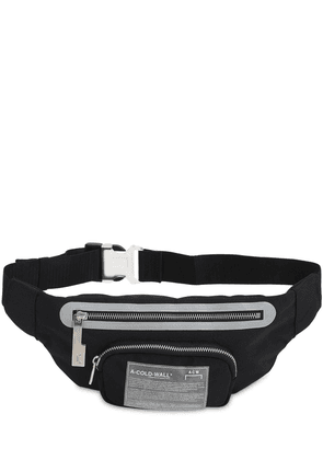 Nylon Belt Bag W/mission Statement Patch