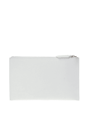 Dsquared2 Clutch With Logo Unisex White