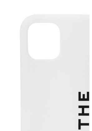The Marc Jacobs IPhone 11 Case Unisex White