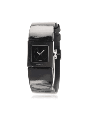 Patent Leather Watch