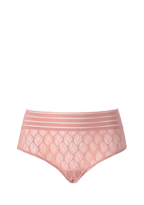 Belize High Waist Lace Briefs