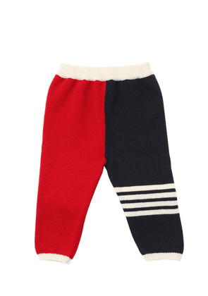 Cashmere Knit Sweatpants