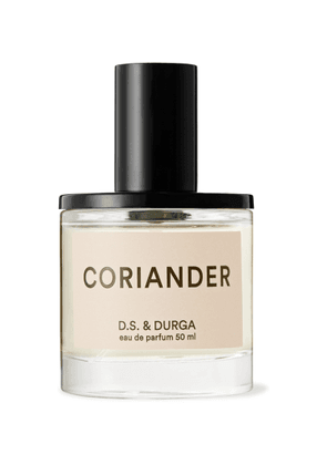 D.S. & Durga - Eau de Parfum - Coriander, 50ml - Men - Colorless