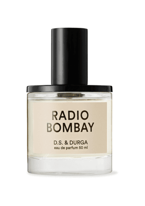 D.S. & Durga - Eau de Parfum - Radio Bombay, 50ml - Men - Colorless