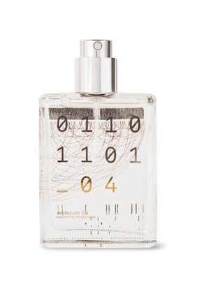 Escentric Molecules - Molecule 04 Eau De Toilette - Javanol, 30ml - Men - Colorless