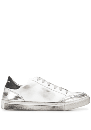 Chuckies New York Silver Dollar sneakers - White