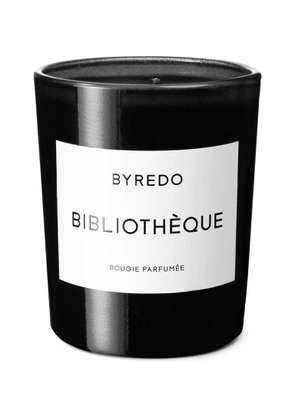 Byredo - Bibliothèque Scented Candle, 70g - Colorless
