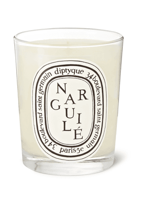 Diptyque - Narguilé Scented Candle, 190g - Men - White