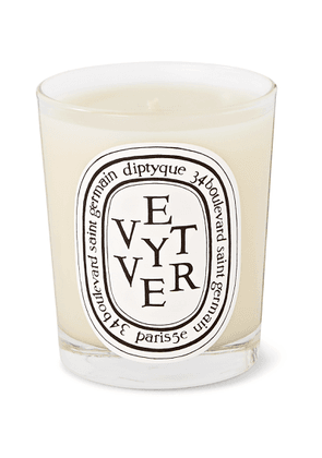 Diptyque - Vetiver Scented Candle, 190g - Men - Colorless