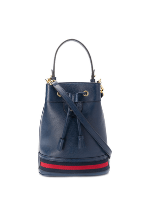 Gucci small Ophidia bucket bag - Blue