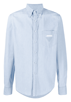 Prada long sleeve shirt - Blue
