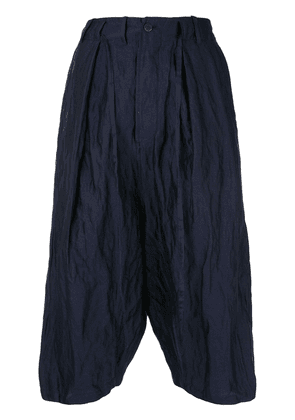 Forme D'expression tailored sarouel trousers - Blue