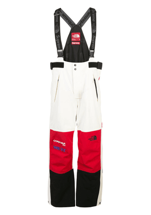 Supreme x The North Face Expedition trousers - White