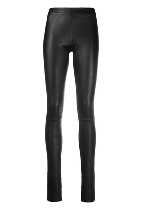 Drome skinny leather trousers - Black