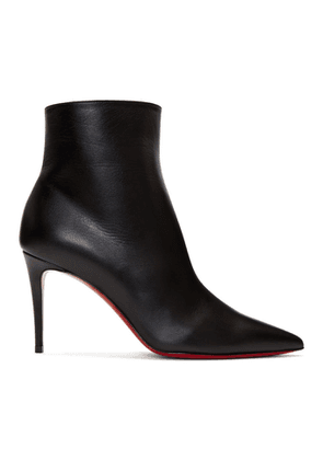 Christian Louboutin Black So Kate 85 Boots
