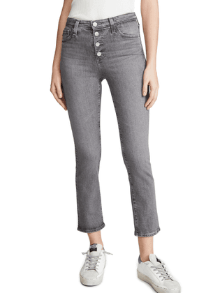 AG Isabelle Button Up Jeans