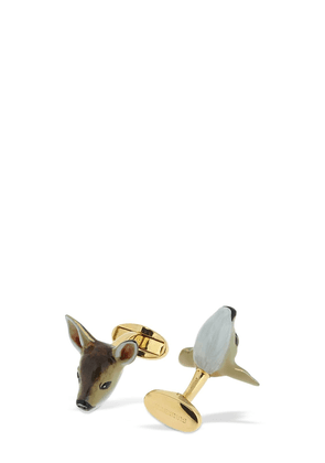Deer Shaped Cufflinks
