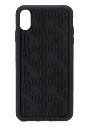 Dolce & Gabbana DG Mania iPhone XS MAX case - Black