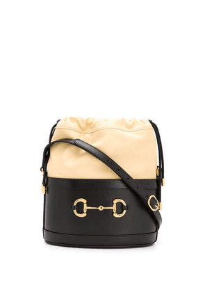 Gucci 1955 Horsebit bucket bag - Black