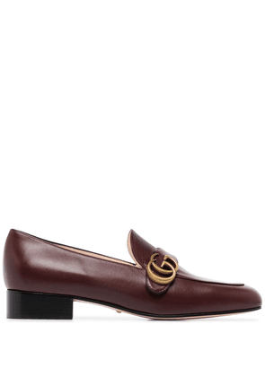 Gucci Marmont 25mm loafers - Red