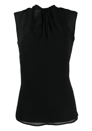 Prada sleeveless blouse - Black