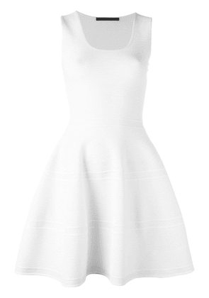 Antonino Valenti Agathea ribbed dress - White
