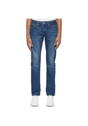 Re/Done Blue Slim Fit Jeans