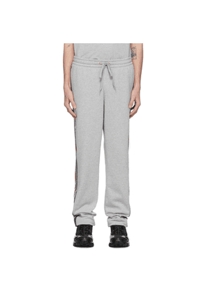 Burberry Grey Arnold Lounge Pants
