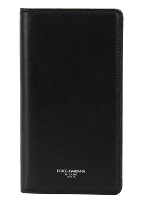 Dolce & Gabbana folder phone case - Black