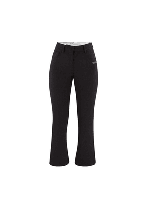 Blended wool trousers