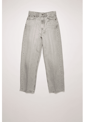 Acne Studios Acne Studios 1993 Stone Grey Stone grey Relaxed tapered jeans