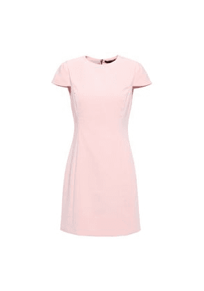 Alice + Olivia Stretch-crepe Mini Dress Woman Blush Size 4