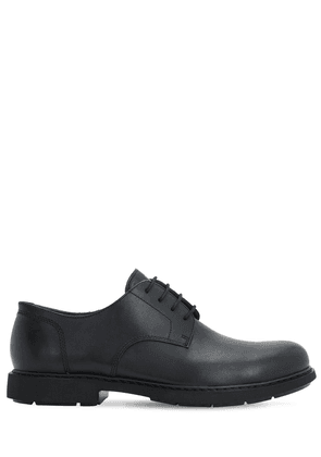 Neuman Leather Derby Lace-up Shoes