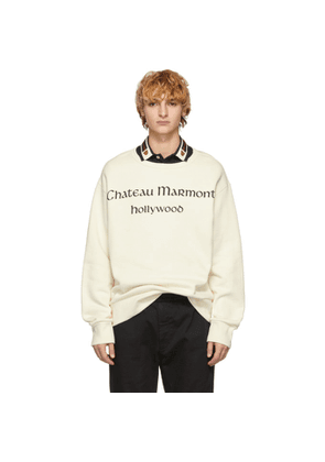 Gucci Off-White Chateau Marmont Sweatshirt