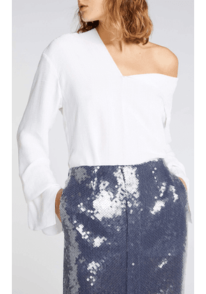 Whinfell Top - S / White