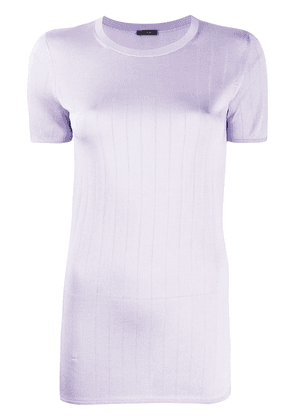 Joseph Parme knitted top - PURPLE