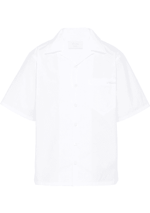 Prada boxy-fit shirt - White