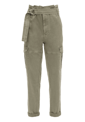 Safari Cotton Canvas Jeans