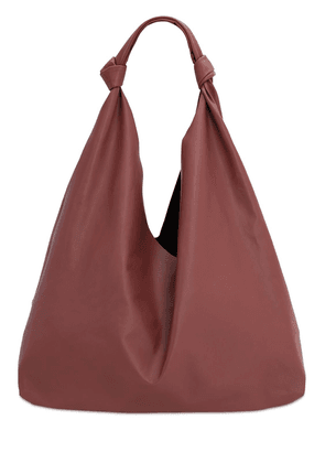 Bindle 2 Smooth Leather Tote
