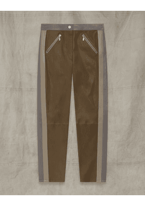 Belstaff VELOCETTE TROUSERS Multicolor UK 4 /