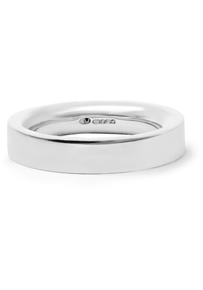 Alice Made This - P6 Bancroft Silver Ring - Silver