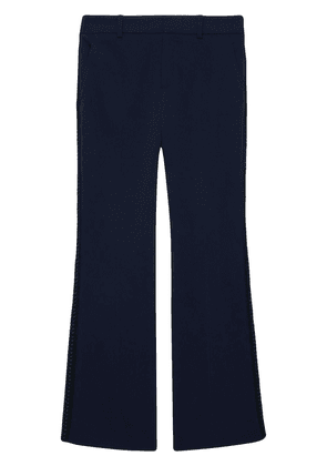 Gucci bootcut trousers - Blue
