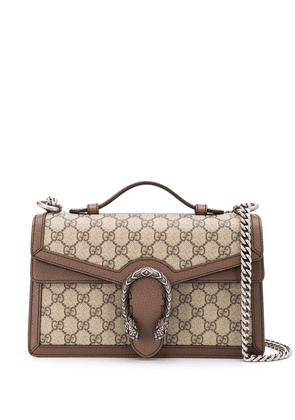 Gucci Dionysus GG shoulder bag - Brown