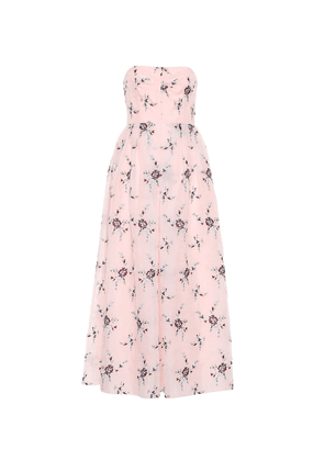 Exclusive to Mytheresa – Karenna floral organza gown