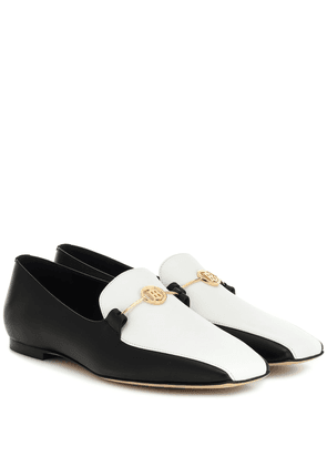 Almerton leather loafers
