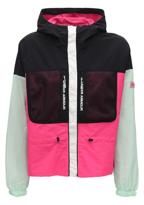Ripstop Nylon Jacket