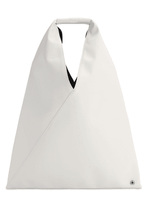 Sm Japanese Faux Leather Tote
