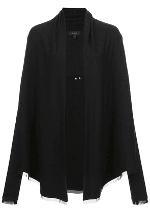 ALALA Jet set cardigan - Black