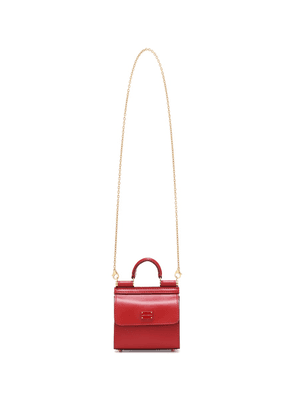 Sicily 58 Micro leather tote
