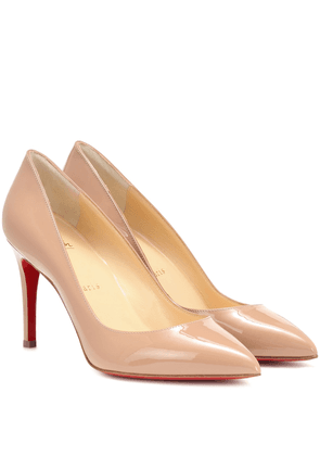 Pigalle 85 patent leather pumps